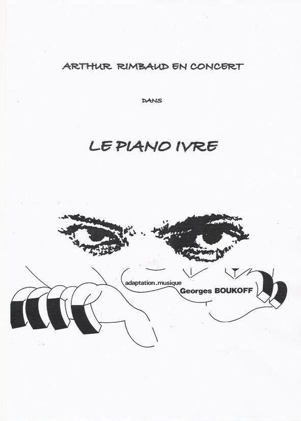 Concert improvisé par Georges Boukoff