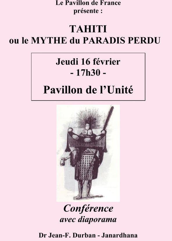 Tahiti ou le mythe du paradis perdu