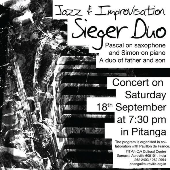 Concert de Jazz à Pitanga