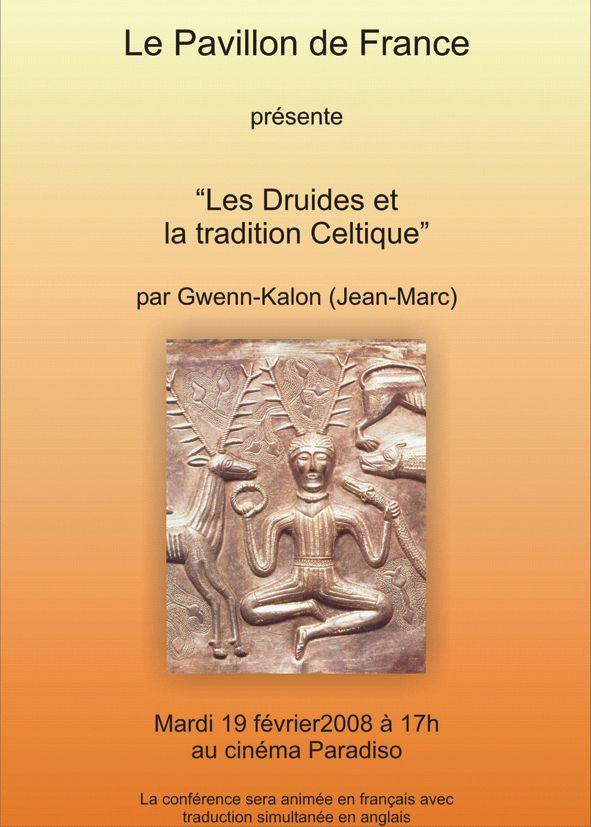 Les druides et la tradition celtique