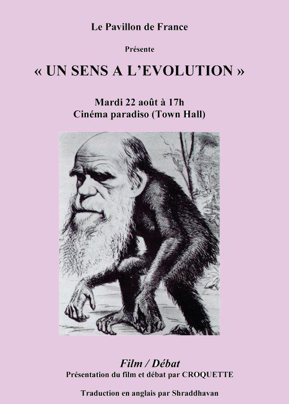 Un sens à l'évolution