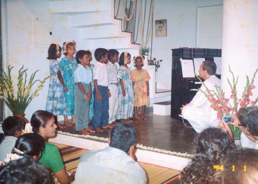 Chorale et Danse