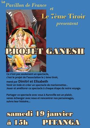 Projet Ganesh
