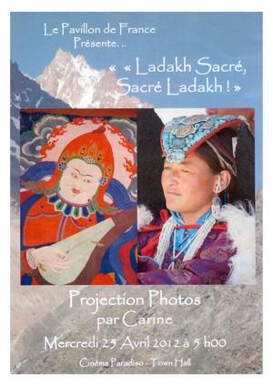 Ladakh Sacré,  Sacré Ladakh !