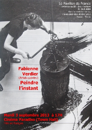 Fabienne Verdier, artiste-peintre
