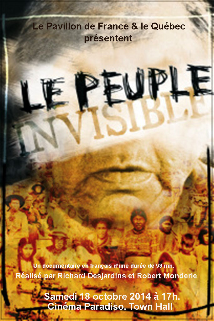 Le peuple invisible