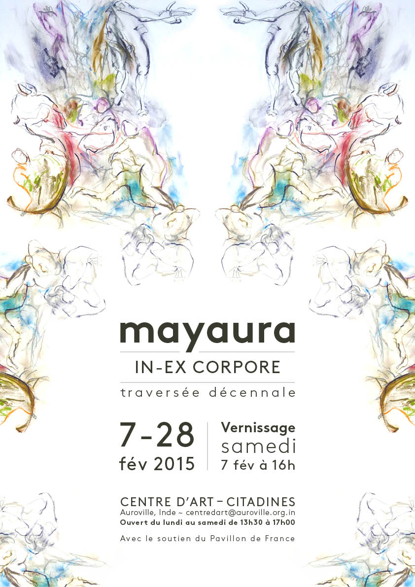 Présentation de l'exposition de Mayaura