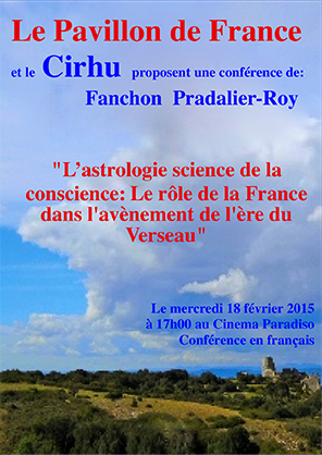 L'astrologie : science de la conscience