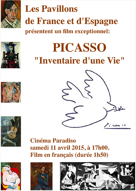"Picasso : ""Inventaire d'une vie"""