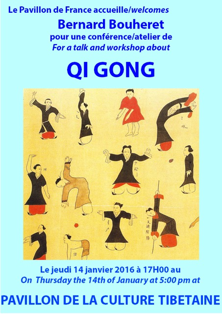 Introduction au Qi Gong de la Joie