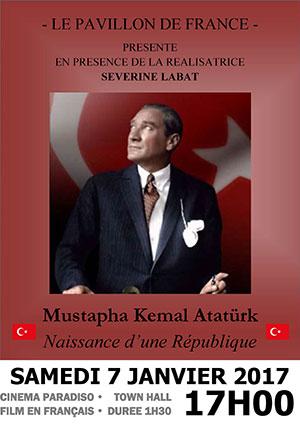Mustapha Kemal Atatürk : Naissance d'une République
