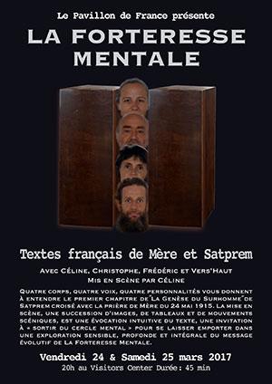 02 la forteresse mentale affiche