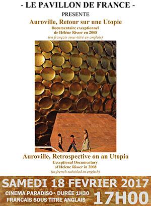 Auroville, retour sur une utopie
