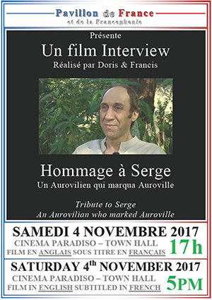 Film documentaire : Interview de Serge