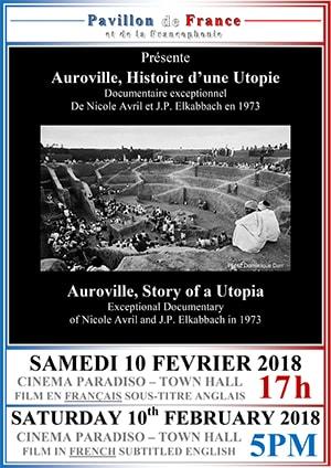 Auroville, histoire d'une utopie