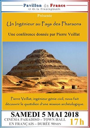 Ingénieur au pays des pharaons