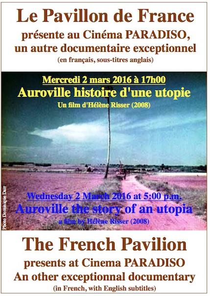 Auroville histoire d'une utopie