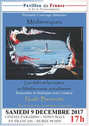 07 Nadir Benmatti Méditerrapaix