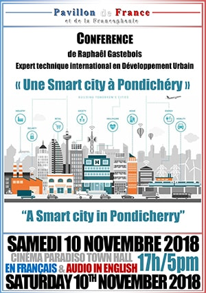 Une Smart city à Pondicherry