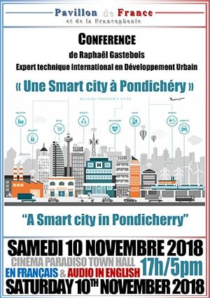 Une Smart city à Pondicherry
