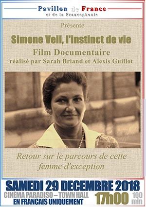 Simone Veil, l'instinct de vie