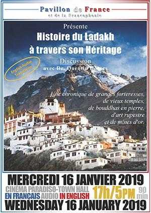 Histoire du ladakh à travers son Héritage