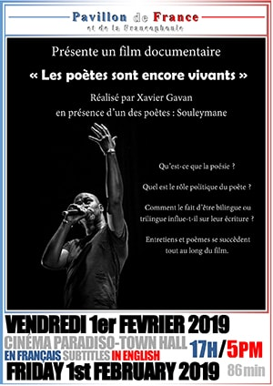 """""""Les poètes sont encore vivants"""""""