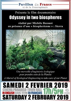 Odyssée dans deux biosphères