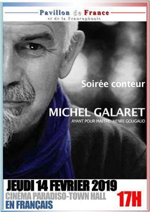 Contes avec Michel Galaret