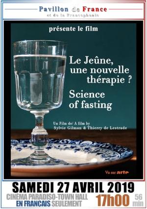 Le jeûne, une nouvelle thérapie