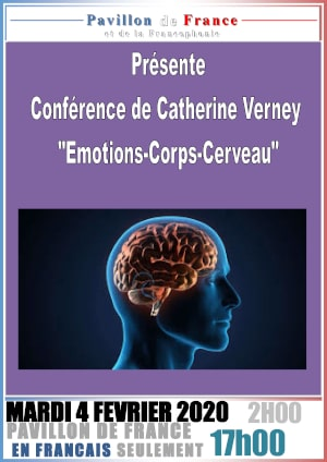 « Emotions-Corps-Cerveau »