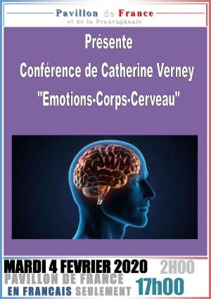 « Emotions-Corps-Cerveau »