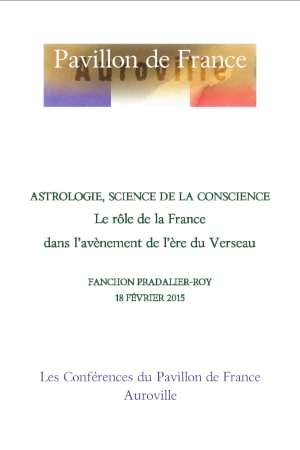 Astrologie, science de la conscience